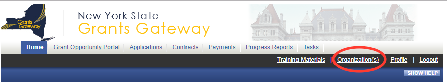 Prequalify Through Grants Gateway Nysca