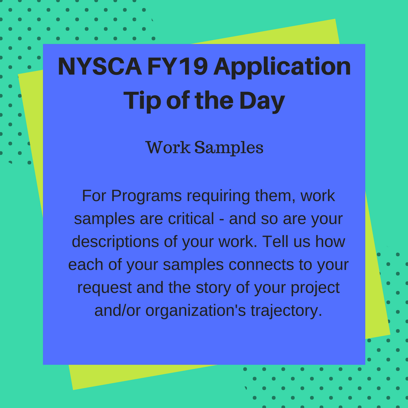 Application Tip