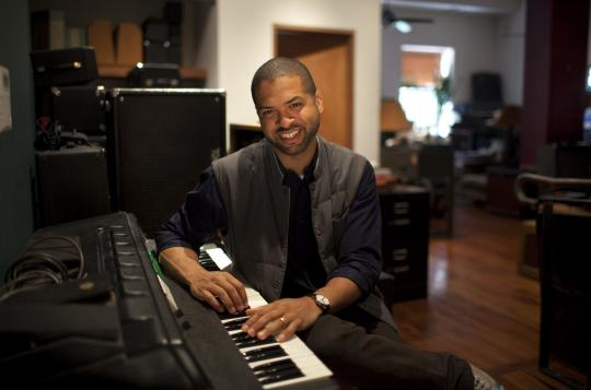 Jason Moran, commissioned by NYSCA grantee the Apollo Theater.