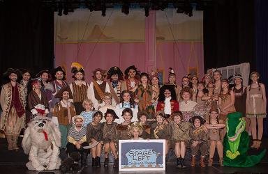 SLCT's Mainstage Production of Peter Pan